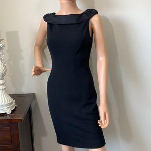 DIANE von FURSTENBERG gorgeous black dress